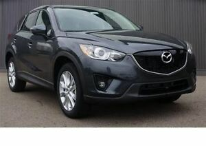 2015 Mazda CX-5 GT AWD, Navi, Blind spot, Leather, Rearview came