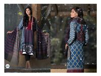 Latest Indian Pakistani unstitched salwar kameez suit duppata