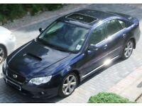 2010 10 Subaru Legacy Boxer Diesel Saloon - spares or repair. £1550 ono.