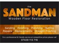 THE SANDMAN - Wooden Floor Restoration - Greater Manchester & Cheshire