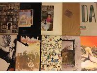 Entire Led Zep vinyl catalogue for sale