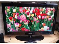 """40"""" inch SAMSUNG LCD HD TV WITH BUILT IN FREEVIEW*** DELIVERY IS POSSIBLE***"""