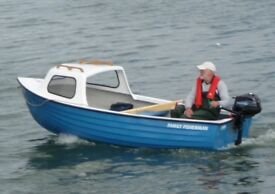 FAMILY FISHERMAN BOAT AND ENGINE PACKAGE DIRECT TO YOUR DOOR WITH 3 YEAR WARRANTY