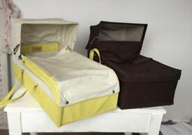 VINTAGE BABY CARRYCOTS (2)
