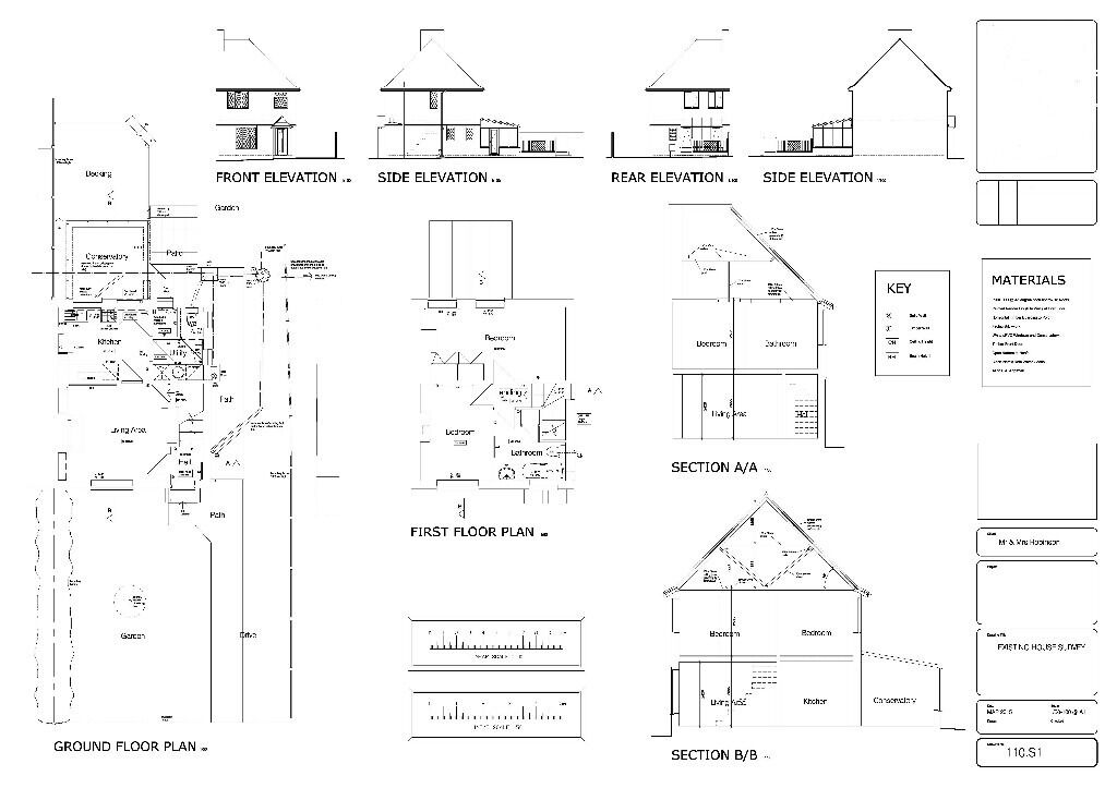 Architectural Drawing Materials freelance architectural drawing services / floor plans / measured