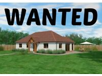 ➜ WANTED, NORTH SOMERSET, A BUNGALOW/HOUSE ←