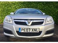 ESTATE 2007 VAUXHALL VECTRA EXCLUSIVE 1.9 CDTI 150 BHP 6 SPEED GEARBOX MOT 19/4/18 3 MONTHS WARRANTY