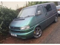 Low mileage t4 campervan sell or swap for sprinter crafter relay transit lwb ect