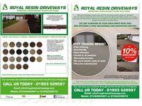 Royal Resin Driveways