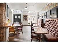 Looking for an experienced Chef De Partie