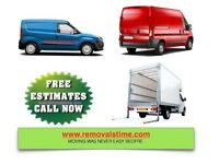 NATIONWIDE VAN & MAN HOUSE MOVING BIKE MOVER PIANO DELIVERY LUTON REMOVAL TRUCK RUBBISH CLEARANCE