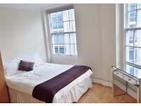 Bright and spacious double room in Marble Arch