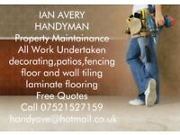 Property Care and Maintenance