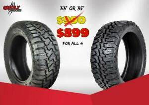 MEGA SALE !!! MUD CHAMPS AND RUGGED TERRAINS !!! Lowest Prices Guaranteed !!