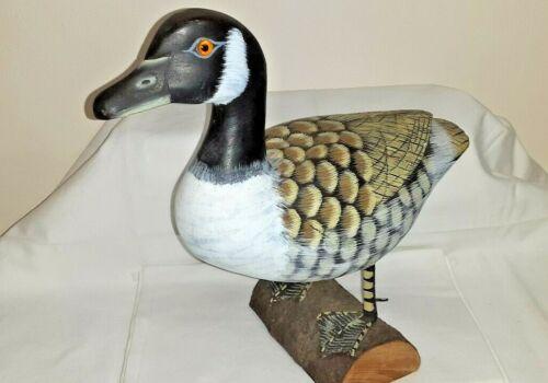 Canadian Goose Statue