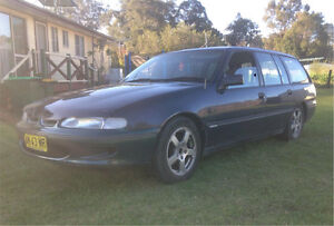 Holden Vr wagon manual turbo . Newcastle Newcastle Area Preview