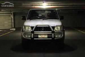 2002 Toyota LandCruiser Prado GXL Epping Ryde Area Preview