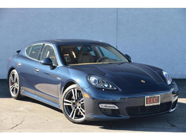 Imagen 1 de Porsche Panamera blue
