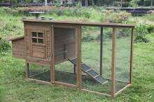 Brand New Rabbit Chicken Guinea Pig Ferret Hutch House Coop ED11 Thomastown Whittlesea Area Preview