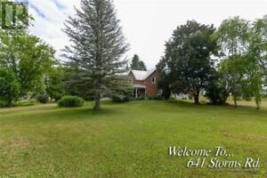 641 STORMS ROAD Stirling, Ontario