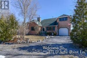 177 DARBY POINT LANE Madoc, Ontario