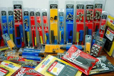 Lot Of 5 Helicoil Thread Repair Kits Standard