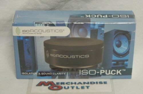 IsoAcoustics ISO-Puck Isolation Puck for Speakers - Pack Of 2