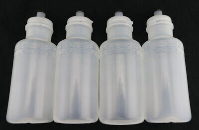 4 QTY California Springs DuoFlow 20oz Ounce Bicycle Water Bo