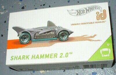 Hot Wheels ID Series 1 - Street Beasts - Shark Hammer 2.0 - 04/05