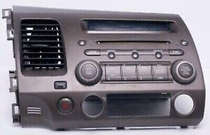 2006-2011 Honda Civic OEM Radio/Stereo System CD Player