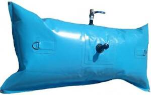 125 Litre Transportable Water Tank Bladder Geebung Brisbane North East Preview