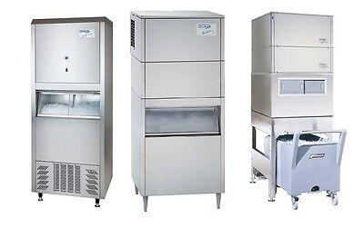 Wessamat Eiswürfelbereiter Eiswürfel Crushed-Ice Eismaschine Icemaschine  NEU