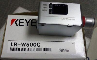 Keyence Lr-w500c Rgb Full Spectrum Color Detection Sensor