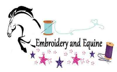 EMBROIDERY AND EQUINE