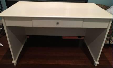 Antique white desk (Freedom Furniture)