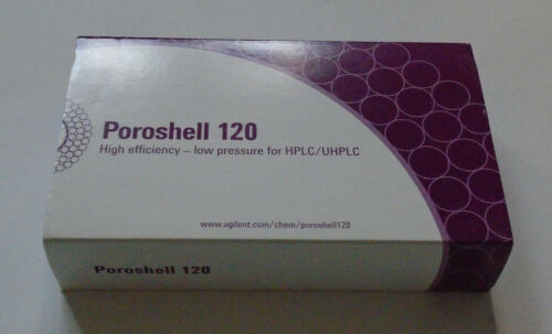 HPLC COLUMN, Agilent Poroshell 120 EC-C18, 4.6 x 50 mm, SEALED, 699975-902
