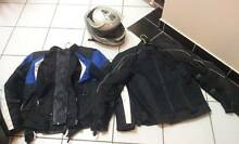 Motorbike jackets and helmet Earlville Cairns City Preview