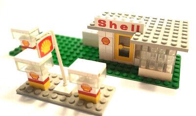 lego 690 Tankstelle Shell service station RARITÄT
