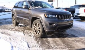 2017 Jeep Grand Cherokee//touch screen//leather//command start