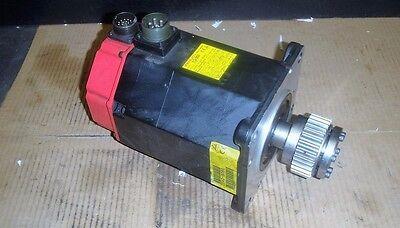 Fanuc 122000 Ac Servo Motor A06b-0142-b088 A06b0142b088 A860-0370-v501