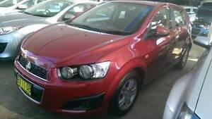 2013 Holden Barina Hatchback Uralla Uralla Area Preview
