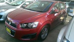 2013 Holden Barina Hatchback Uralla Uralla Area Preview
