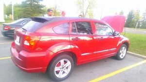 2007 Dodge Caliber with very low mileage