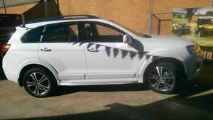 2016 Holden Captiva Wagon LTZ AWD DEMO Armidale Armidale City Preview