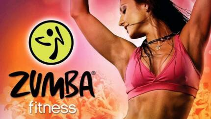 June Zumba Free Trial at Dancexcite Concord Canada Bay Area Preview