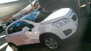 2016 Holden Trax Wagon Armidale Armidale City Preview