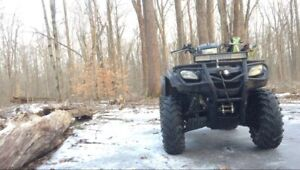 4x4 Atv for truck or car