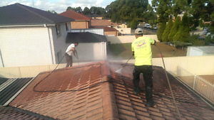 Roof Painting Services Fairfield Heights Fairfield Area Preview