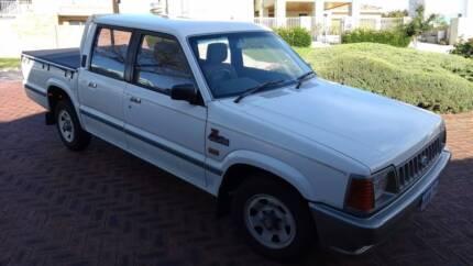 Ford dual cab ute