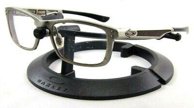 Oakley Plank 1.0 22-192 RX Eye Glasses Steel/Wood Frames ONLY (Oakley Wood Frame Sunglasses)
